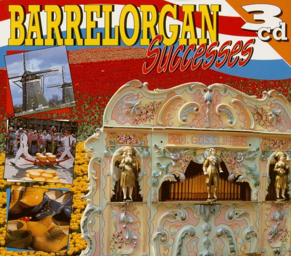 Barrelorgan Successes (3-CD)