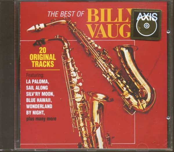 The Best Of Billy Vaughn (CD)