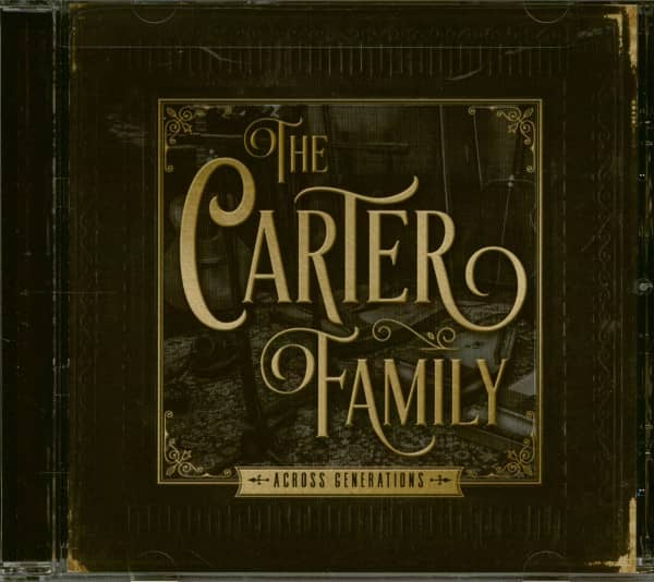 Across Generations (CD)