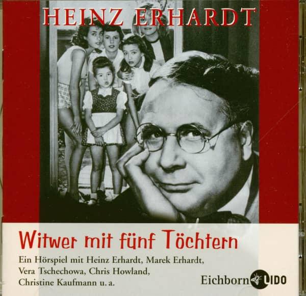 Witwer mit fünf Töchtern - Hörspiel (CD)