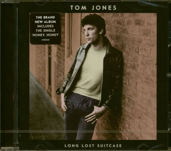 Long Lost Suitcase (CD)