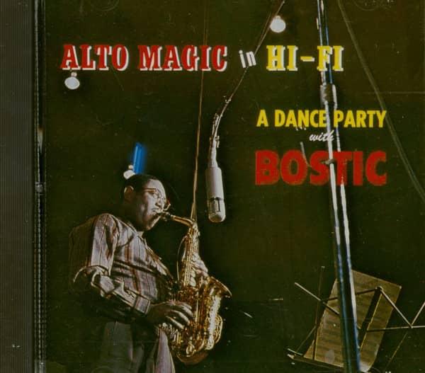 Alto Magic In Hi-Fi (CD)