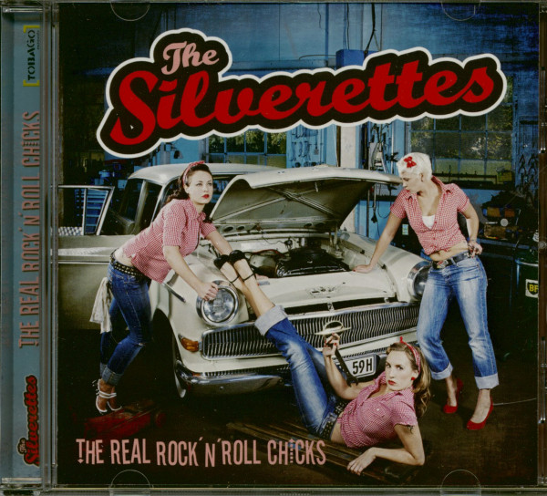 The Real Rock'n'Roll Chicks (CD)