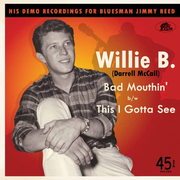 Bad Mouthin' - This I Gotta See (7inch, 45RPM, PS)