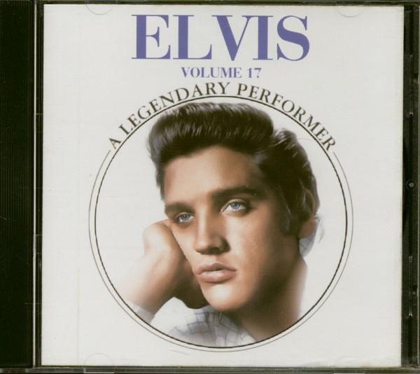 A Legendary Performer Vol.17 (CD)