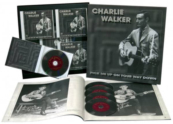 Pick Me Up On Your Way Down (5-CD Deluxe Box Set)