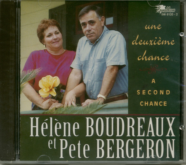 Une Deuxieme Chance - A Second Chance (CD)