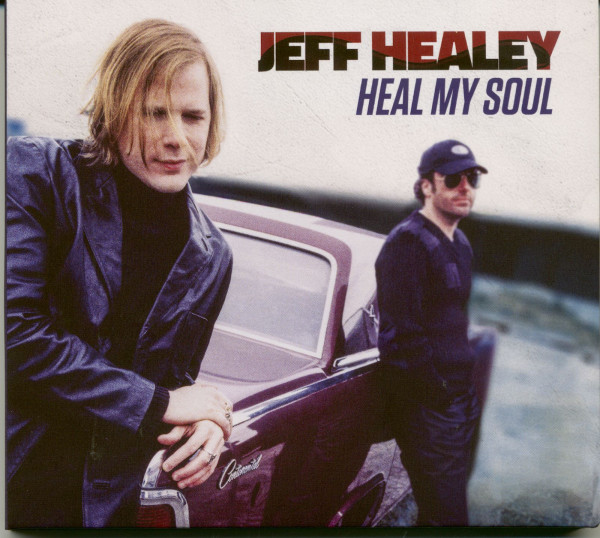 Heal My Soul (CD)