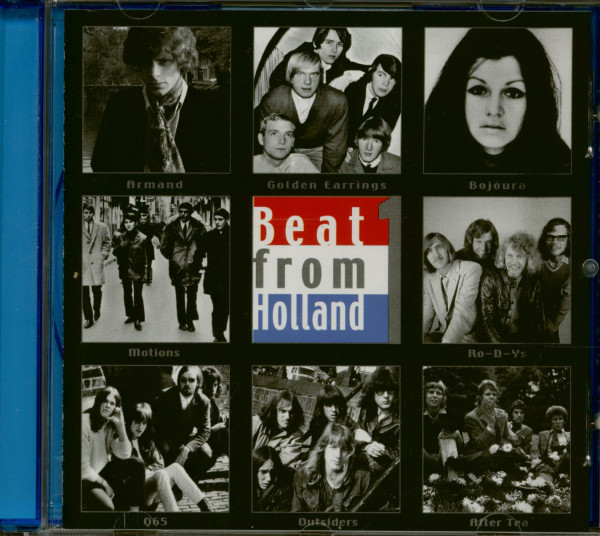 Beat From Holland (CD)