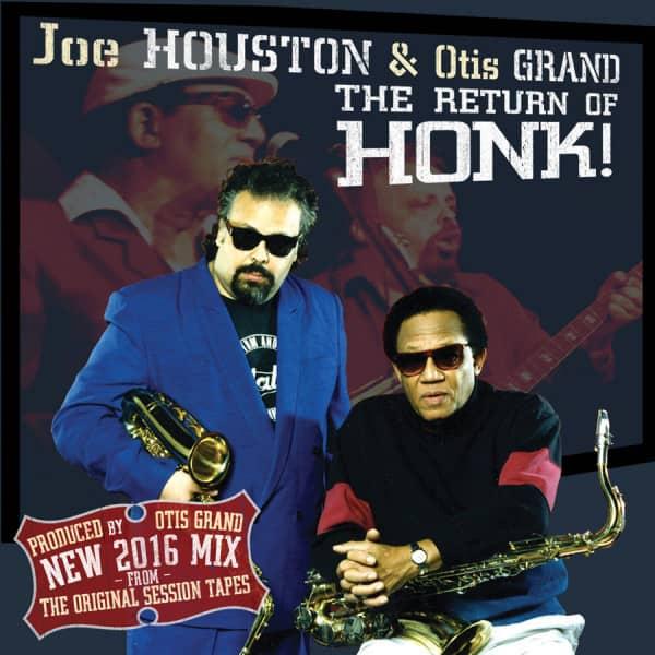 Return Of The Honk (CD)