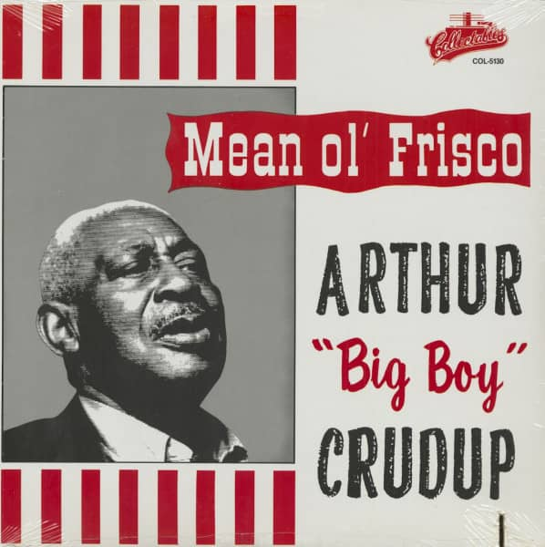 Mean Ol' Frisco (LP)