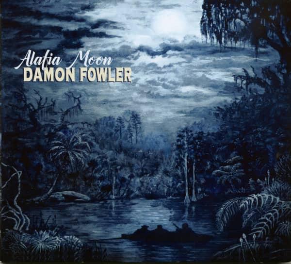 Alafia Moon (CD)