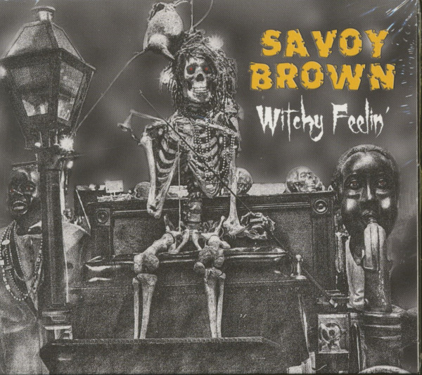 Witchy Fellin' (CD)