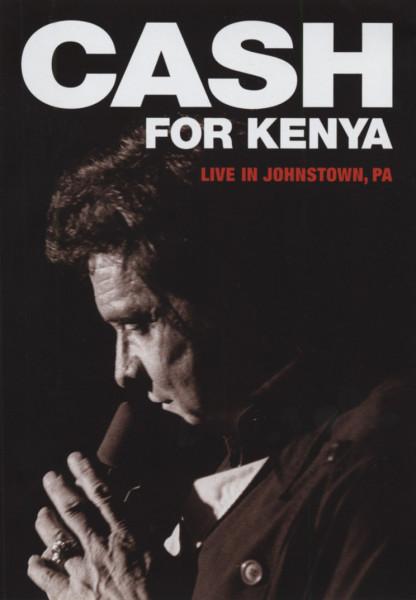 Cash For Kenya: Live In Johnstown, PA 1991