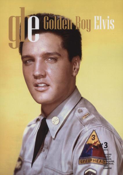 Golden Boy Elvis - Fachmagazin 3-2012