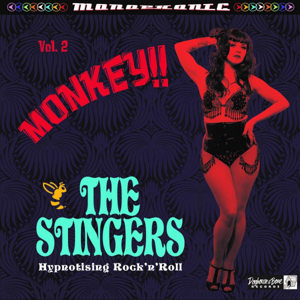 Monkey!! Vol.2 - Hypnotising Rock'n'Roll (LP)