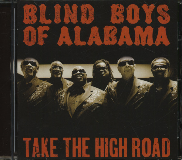 Take The High Road (CD)