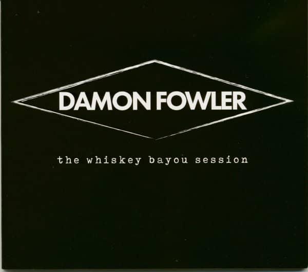 Whiskey Bayou Session (CD)
