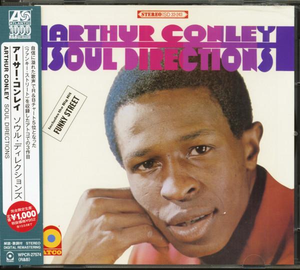 Soul Directions (CD, Japan)