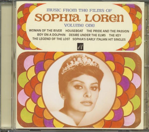 Music Of The Films Of Sophia Loren, Vol.1 (CD)