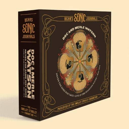 Never The Same Way Once (7-CD)