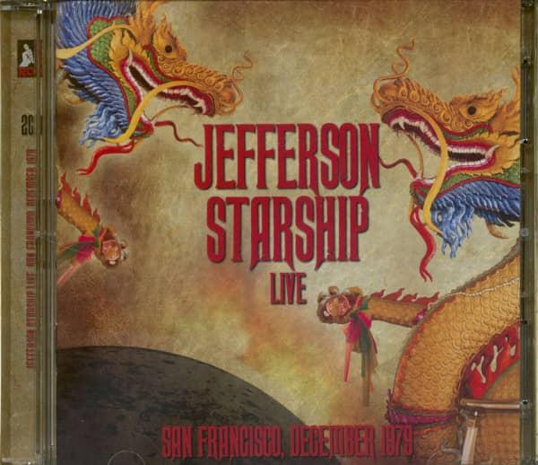 Live-San Francisco, December 1979 (2CD)