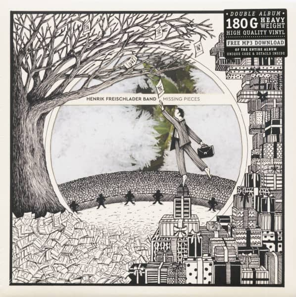 Missing Pieces (2-LP. 180g Vinyl & MP3-Download)