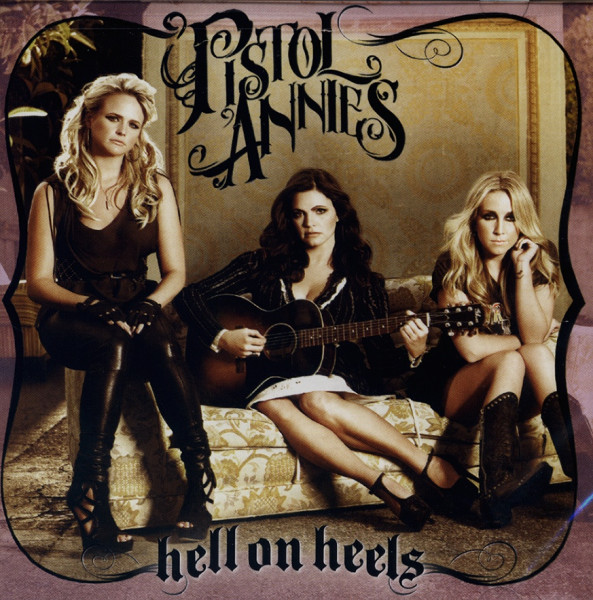Hell On Heels (CD)