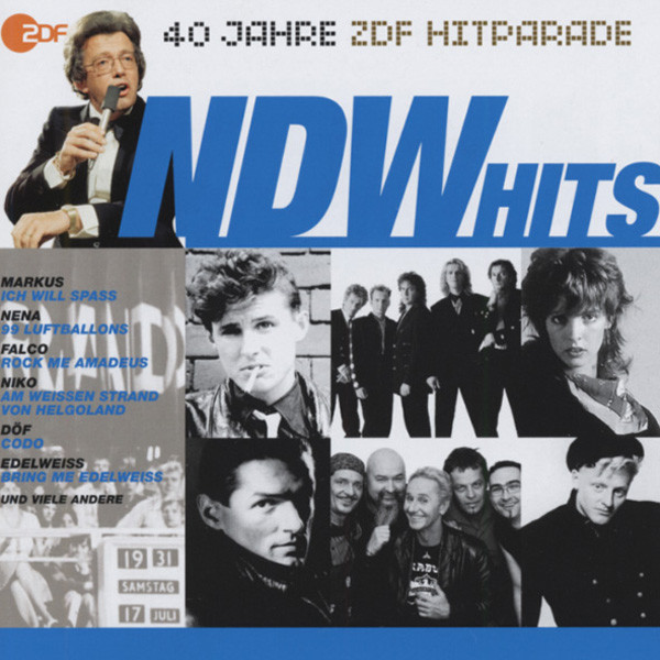 NDW Hits - ZDF Hitparade Jubiläums Serie