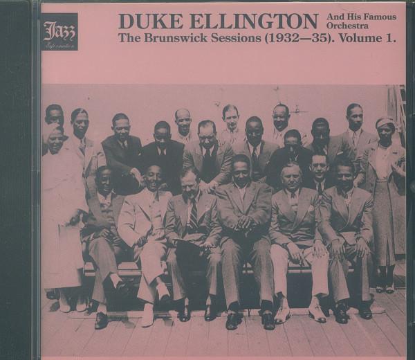 Vol.1, Brunswick Session (CD)