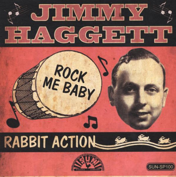 Rock Me Baby - Rabbit Action (7inch, 45rpm, PS, ltd.)