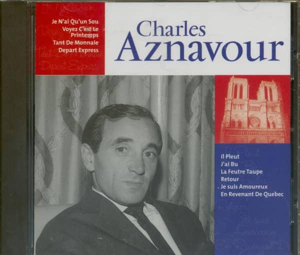 Charles Aznavour (CD)