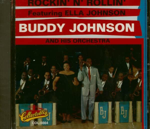 Rockin 'n' Rollin' featuring Ella Johnson (CD)