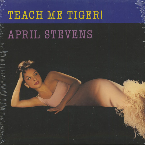 Teach Me Tiger! (LP)