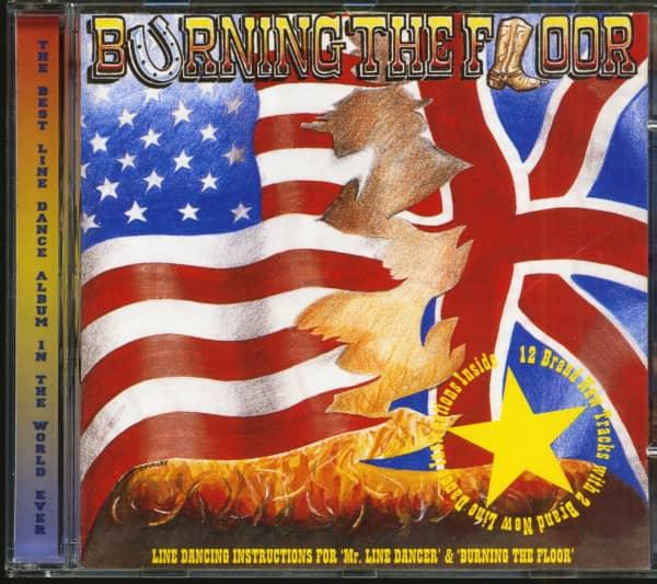 Burning The Floor (CD)