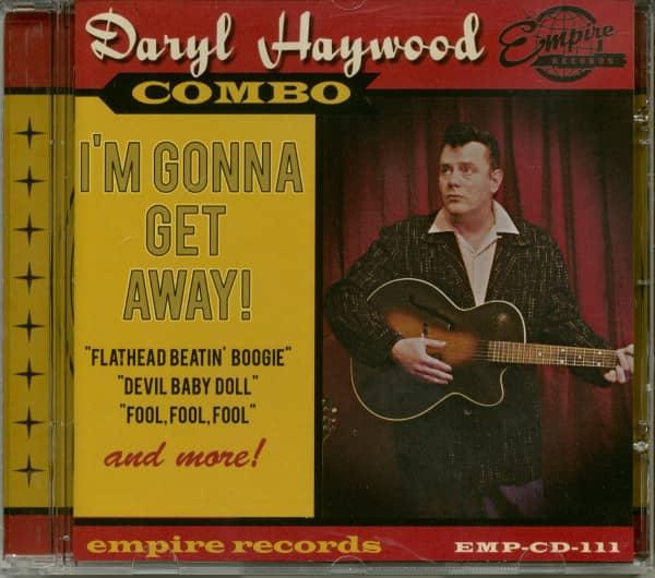 I'm Gonna Get Away! (CD)