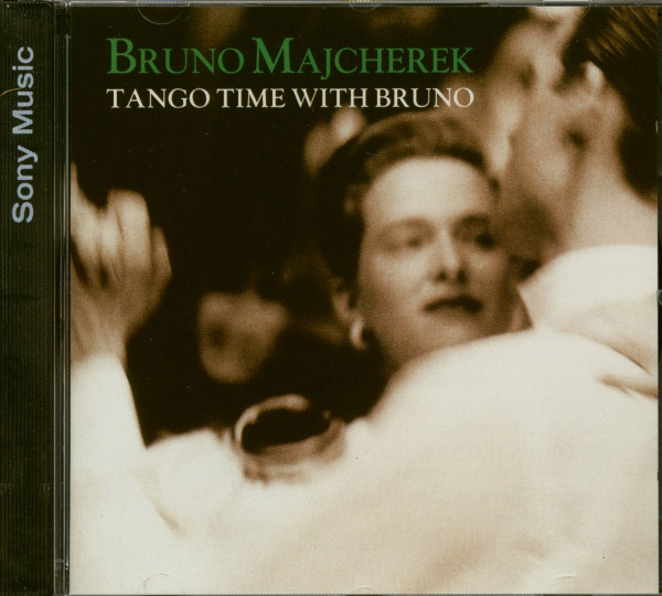 Tango Time With Bruno (CD)