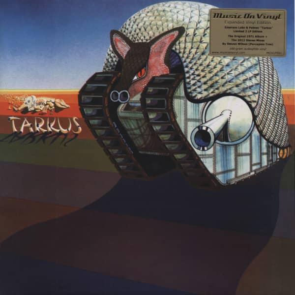 Tarkus (1971)...plus (Deluxe 2x180g LP)