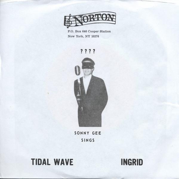 Tidal Wave - Ingrid (7inch, 45rpm, PS, Green Vinyl)