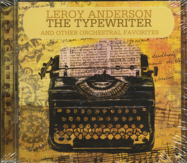 The Typewriter And Other Orchestral Favorites (2-CD)
