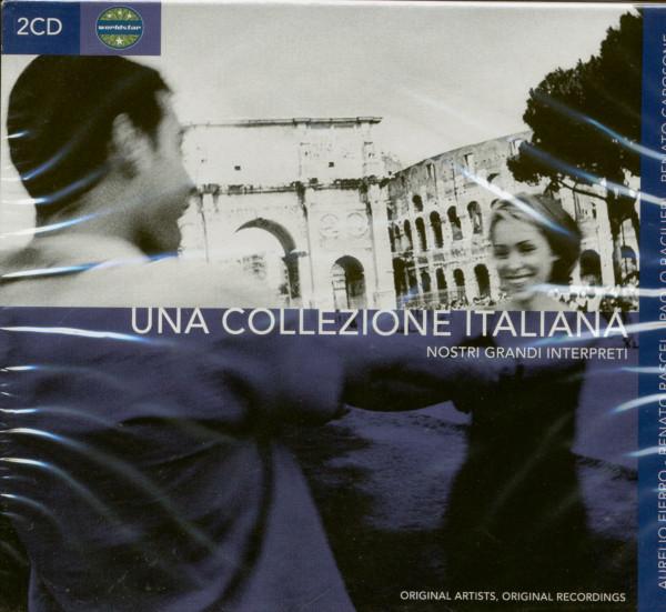 Una Collezione Italiana - Nostri Grandi Interpreti (2-CD)
