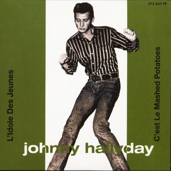 L'Idole Des Jeunes (7inch, EP, 45rpm, PS, SC, Green Vinyl, Ltd.)