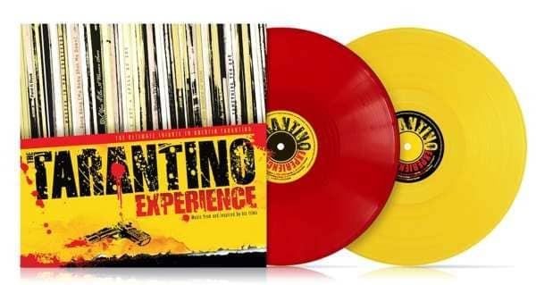 Tarantino Experience - The Ultimate Tribute to Quentin Tarantino (2-LP, 180g Vinyl, Ltd.)