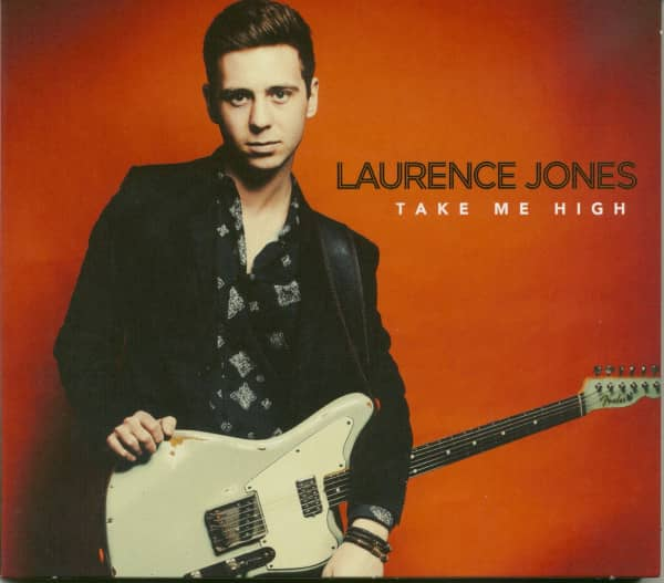 Take Me High (CD)