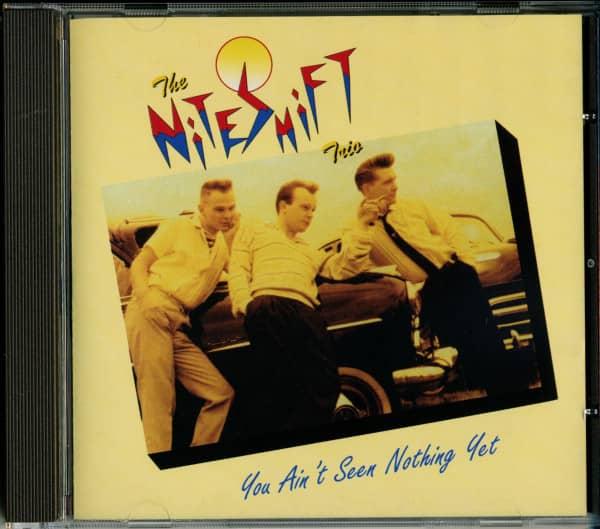 You Ain't Seen Nothing Yet (CD Album)