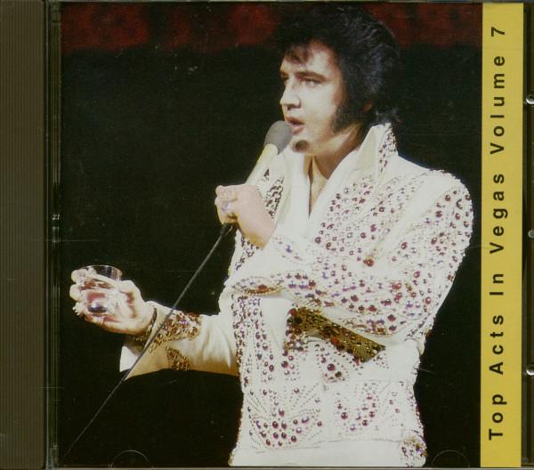 Top Acts In Vegas Vol.7 (CD)