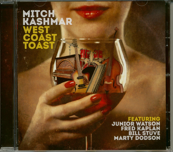 West Coast Toast (CD)