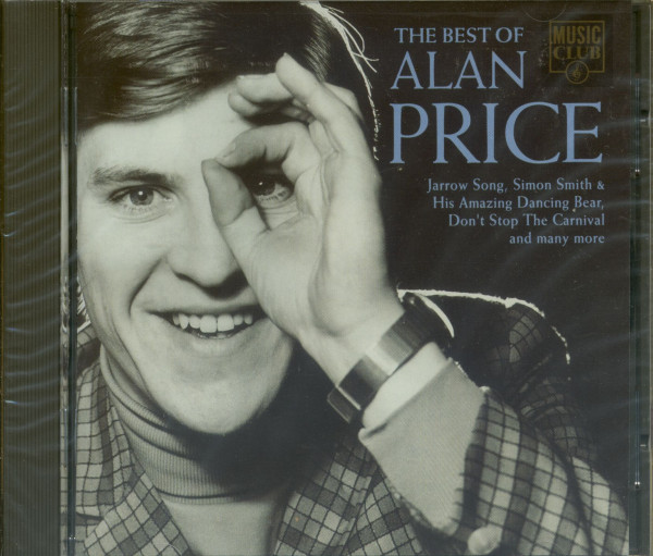 The Best Of Alan Price (CD)