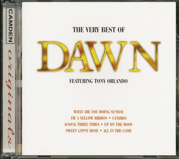The Very Best Of Dawn - Featuring Tony Orlando (CD)