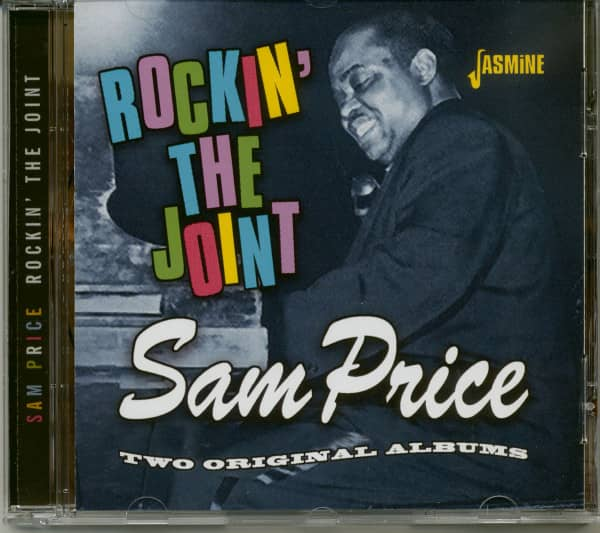 Rockin' The Joint (CD)
